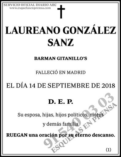 Laureano González Sanz